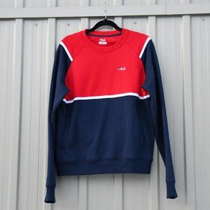 Fila Men's Crewneck Sweater